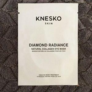 KNESKO DIAMOND RADIANCE natural collagen eye mask
